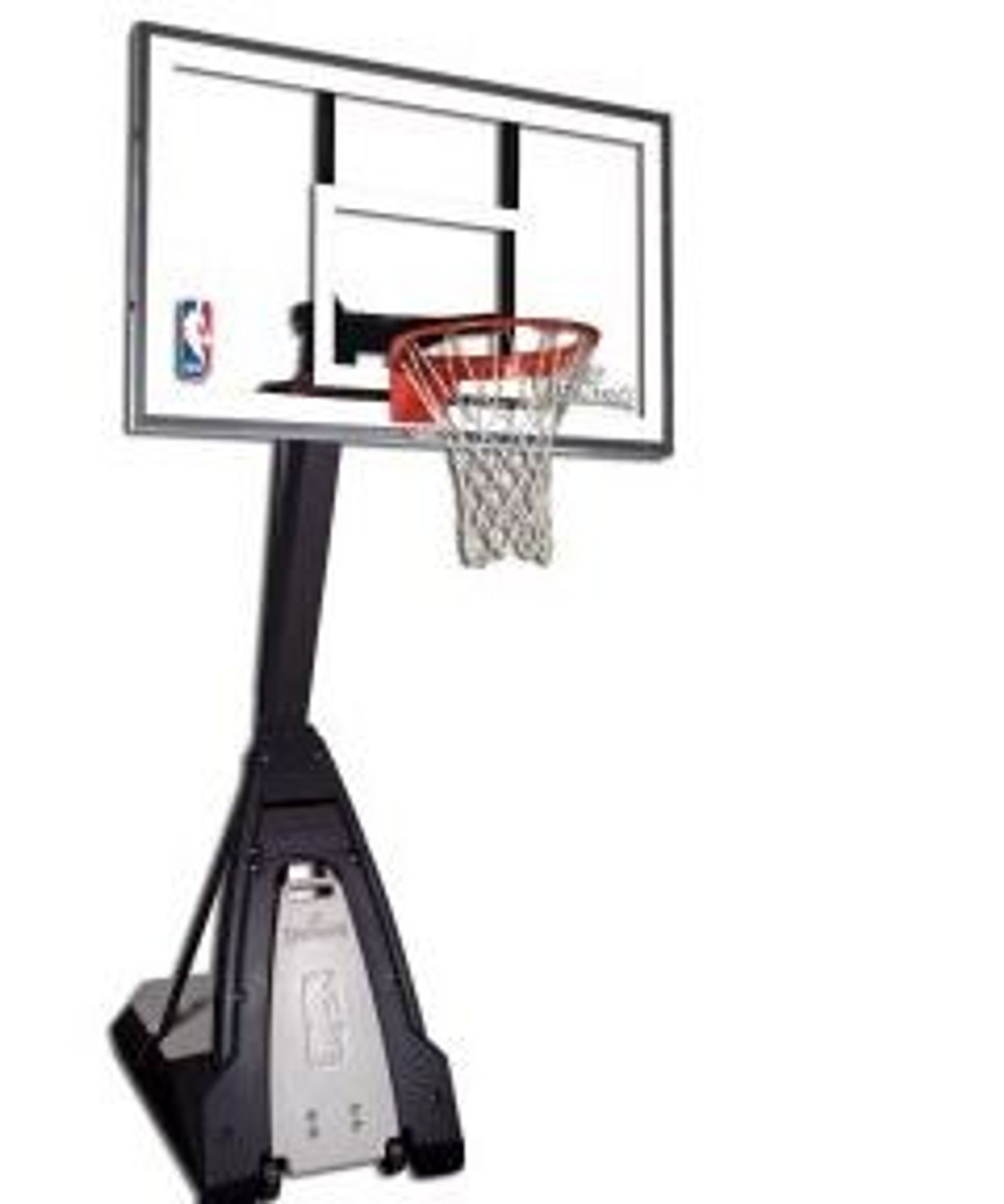 Spalding NBA BEAST PORTABLE (74-560CN) - transparent