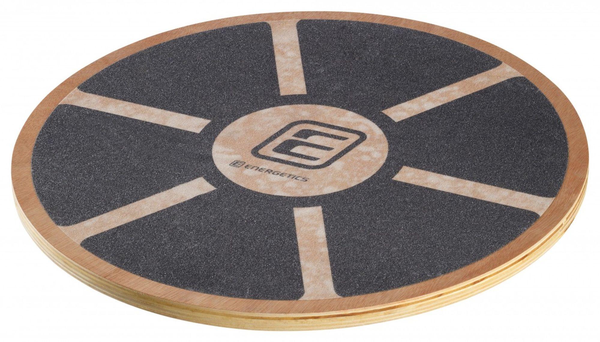 Energetics Balance-Board - schwarz/braun