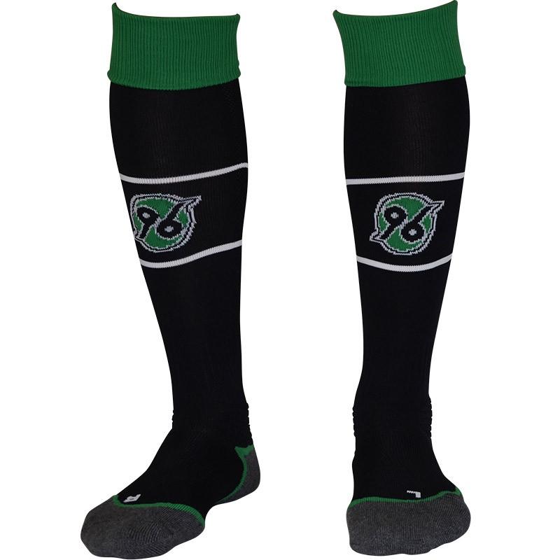 Jako Hannover 96 Away Stutzenstrumpf - schwarz/grün