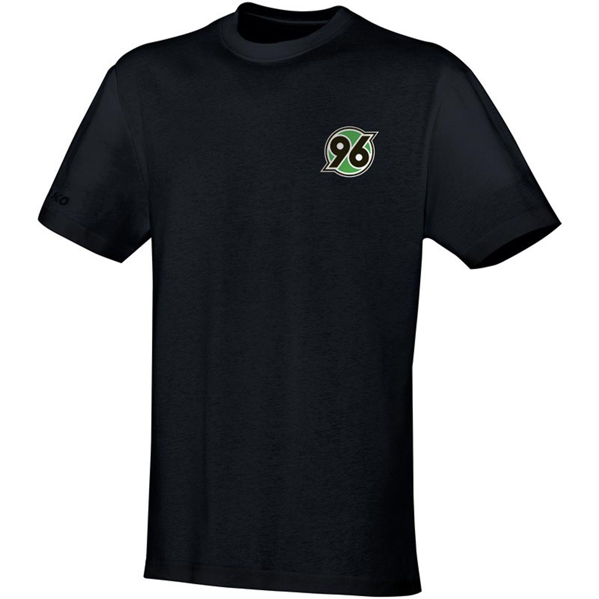 Jako Hannover 96 T-Shirt Team Saison 2015/2016 - schwarz