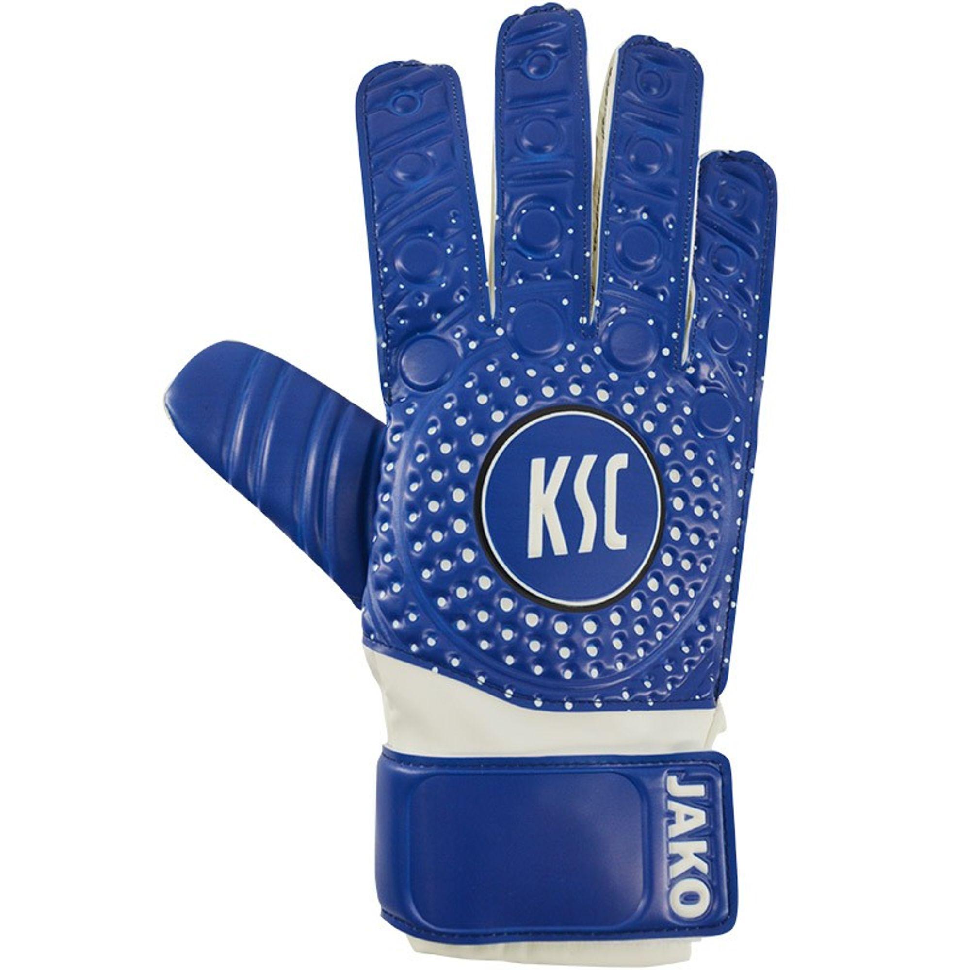 Jako Karlsruher SC TW-Handschuhe  - royal
