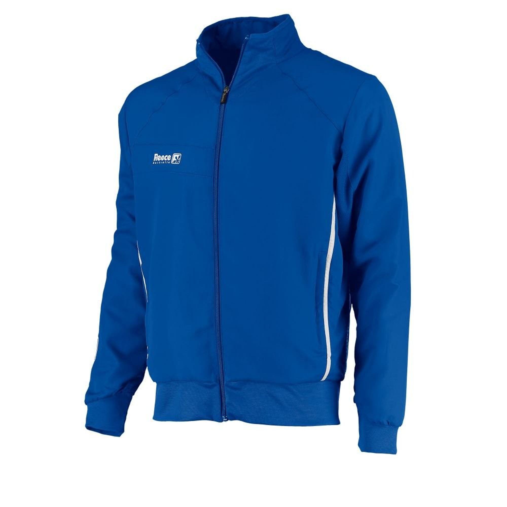 Reece Hockey Core Woven Jacke Unisex - ROYAL