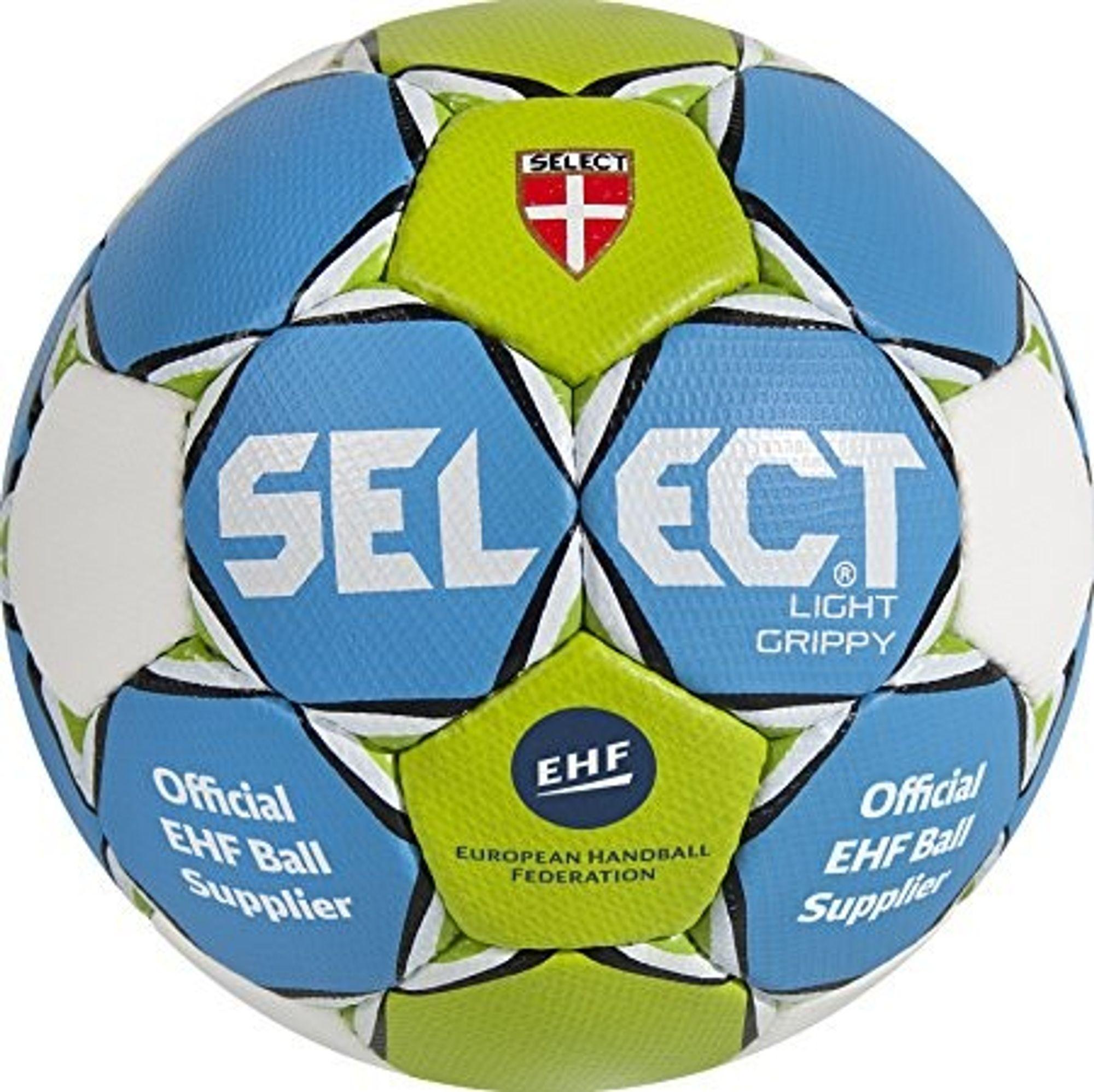 Select Sport Light Grippy - blau/grün/weiß