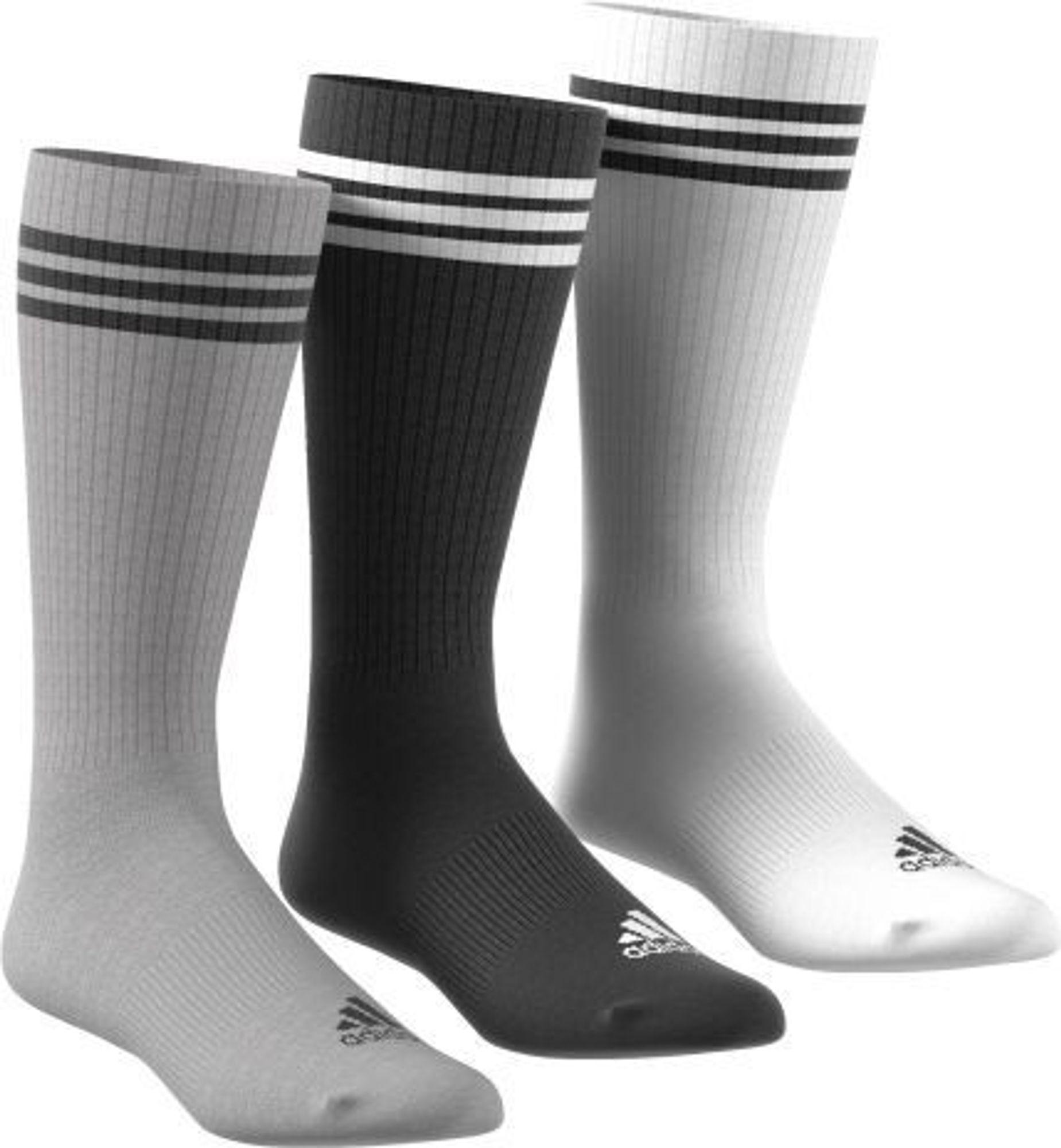 adidas 3S Knee Hc 3Pp - white/black/mgreyh