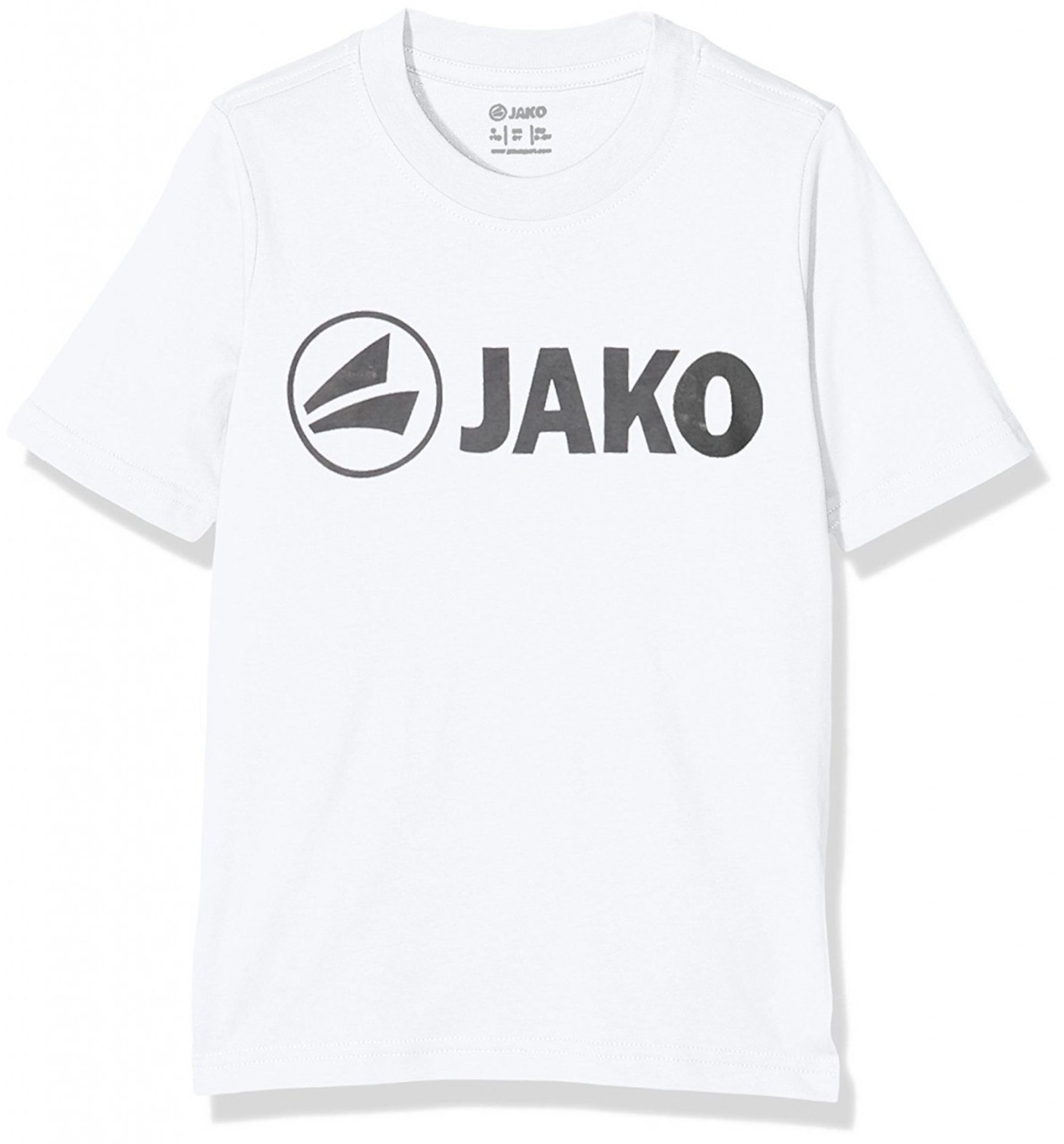 Jako T- Shirt Promo - weiß