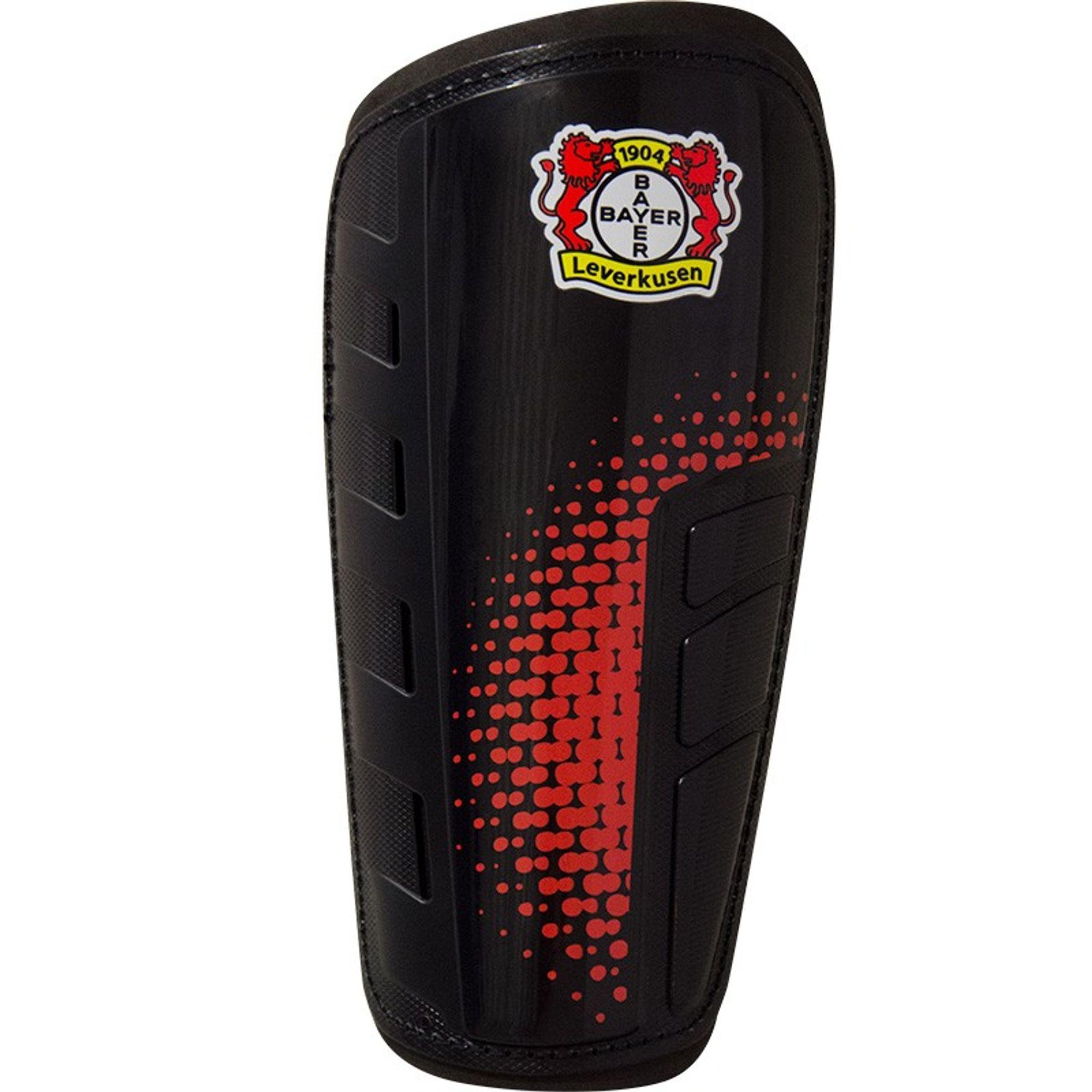 Jako Bayer 04 Leverkusen Schienbeinschoner - schwarz