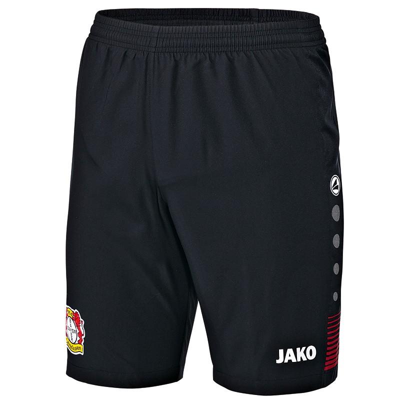 Jako Bayer 04 Leverkusen Short Home - schwarz