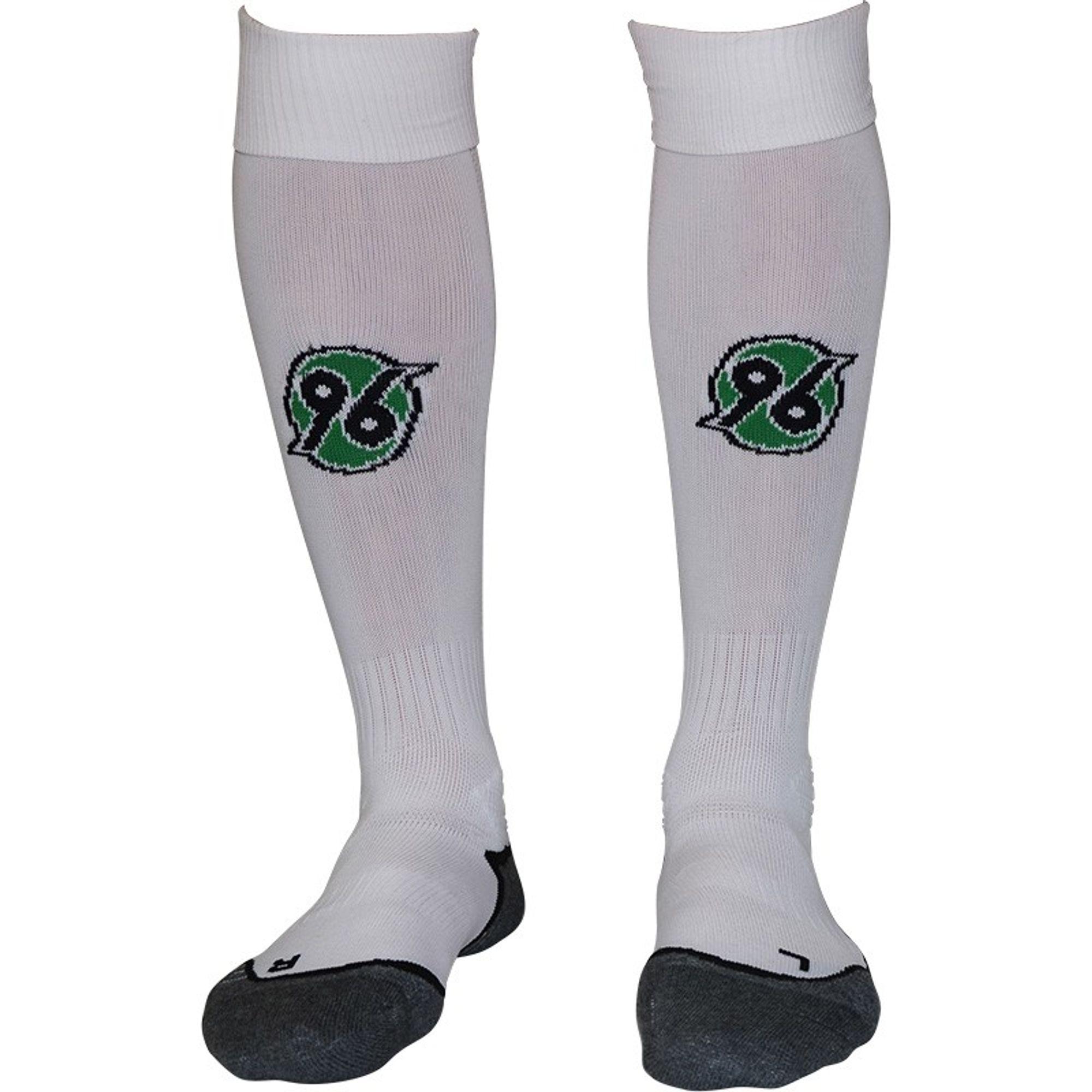 Jako Hannover 96 Stutzenstrumpf Home - weiß