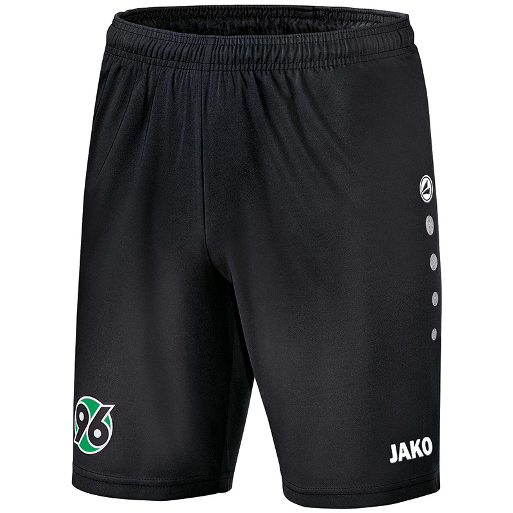 Jako Hannover 96 Short Home - schwarz