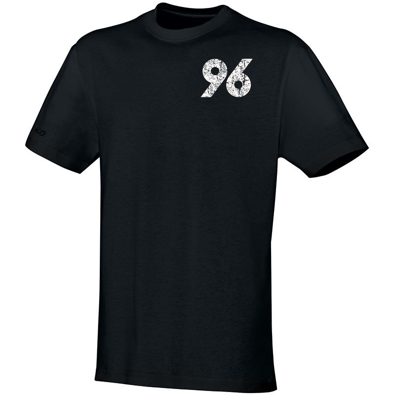 Jako Hannover 96 T-Shirt Replika - schwarz