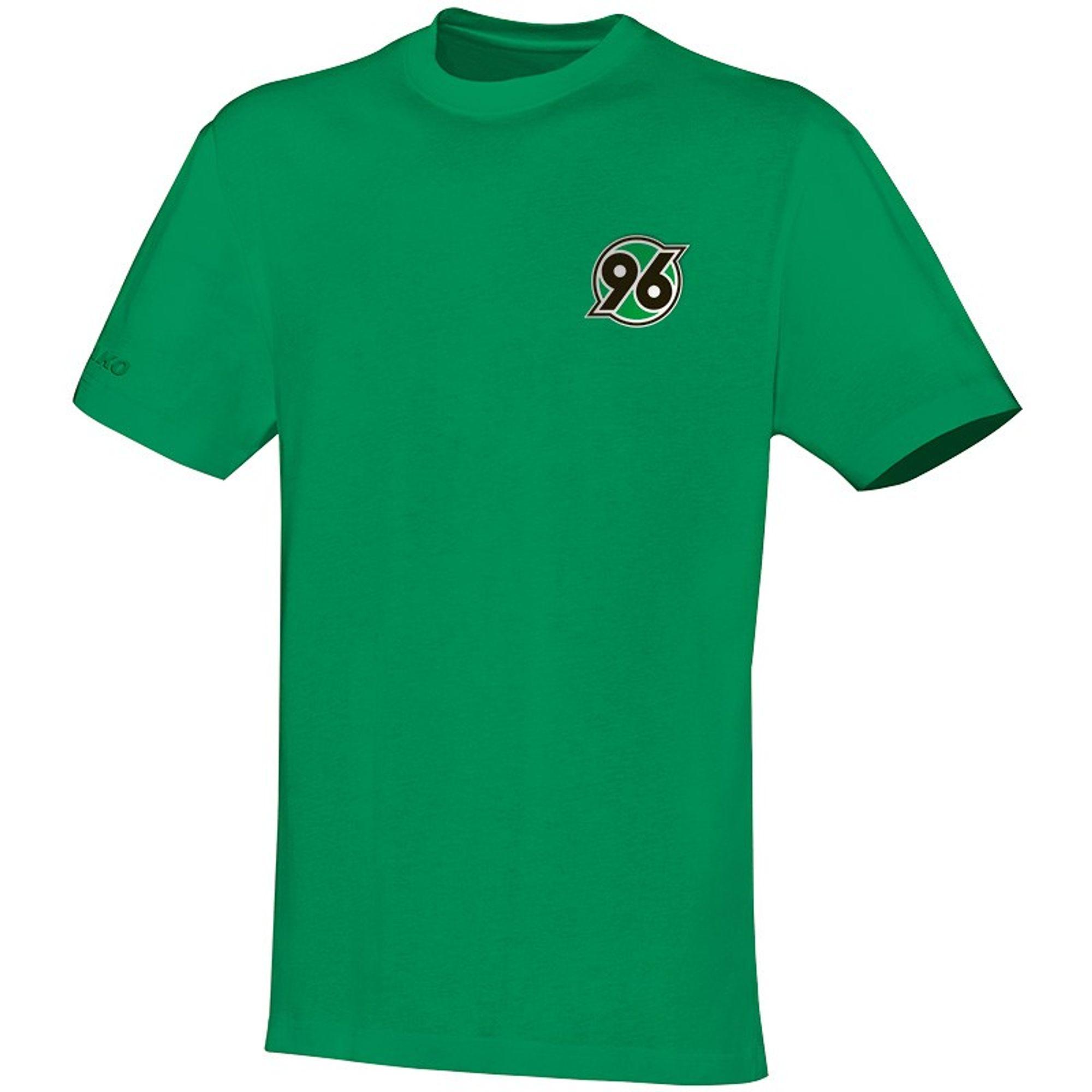 Jako Hannover 96 T-Shirt Team - sportgrün