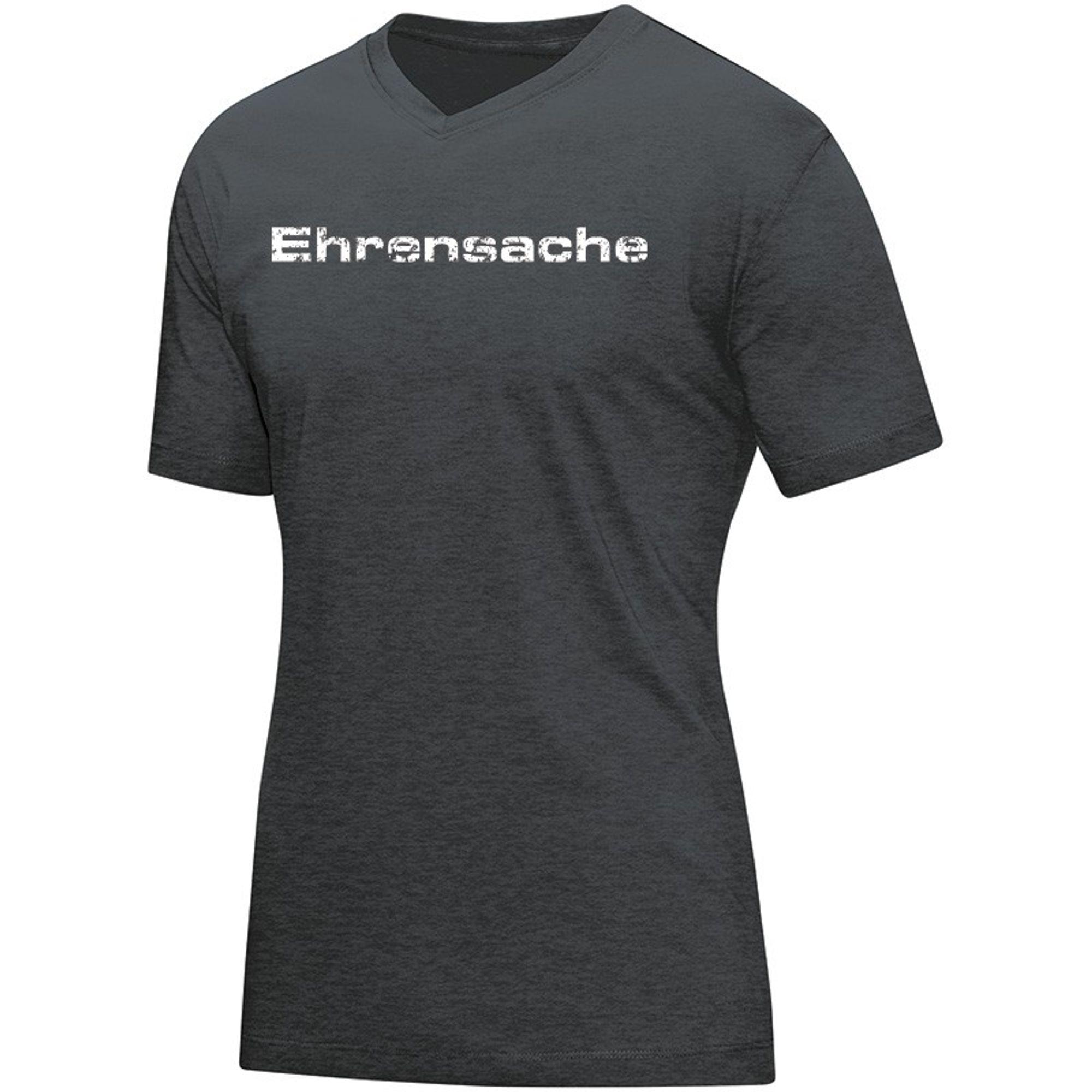 Jako Karlsruher Sc T-Shirt Ehrensache - anthrazit