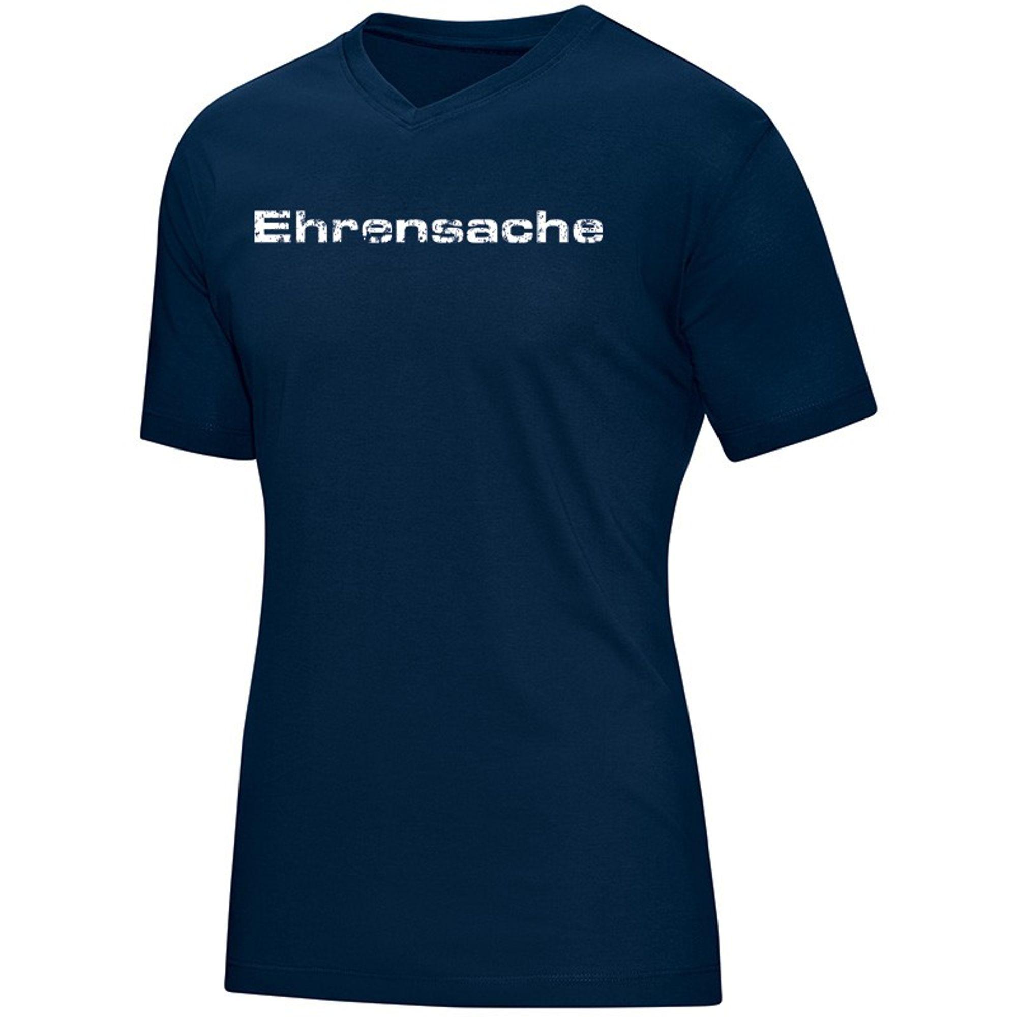 Jako Karlsruher Sc T-Shirt Ehrensache - marine