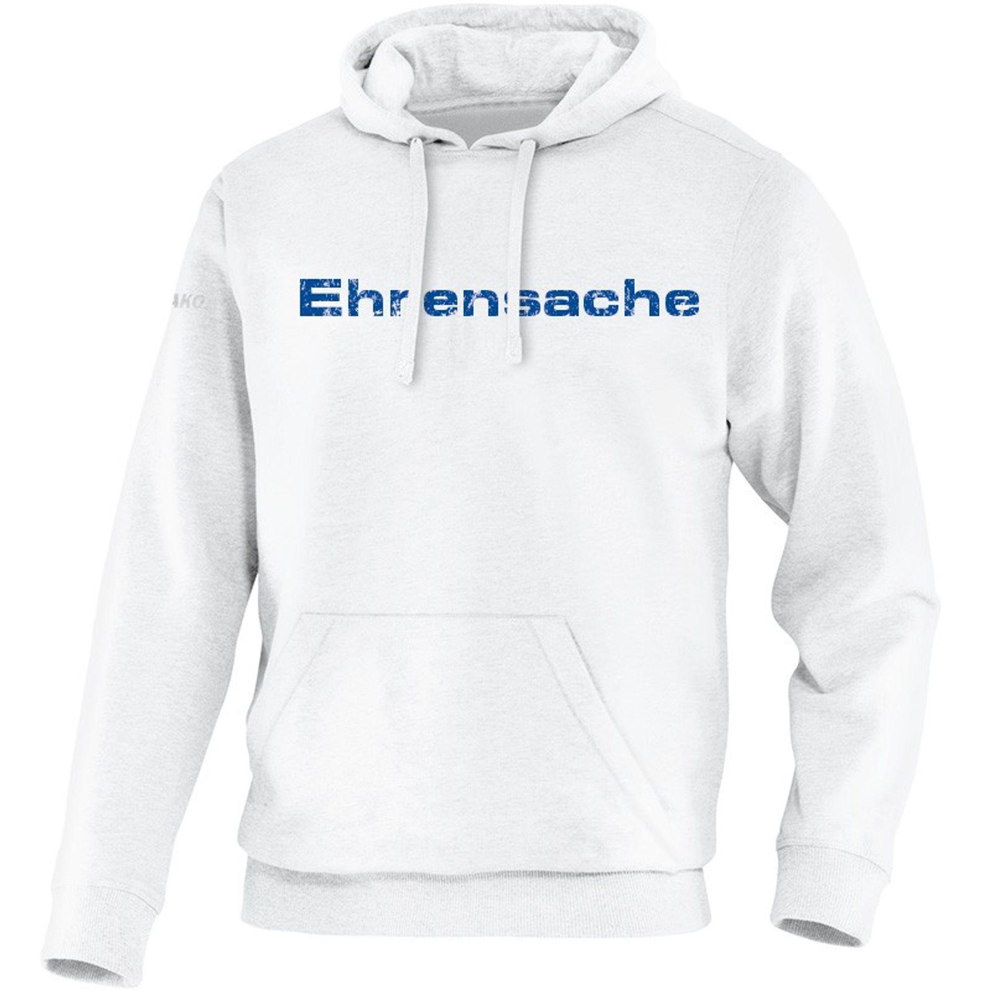 Jako Karlsruher Sc Kapuzensweat Ehrensache - weiß