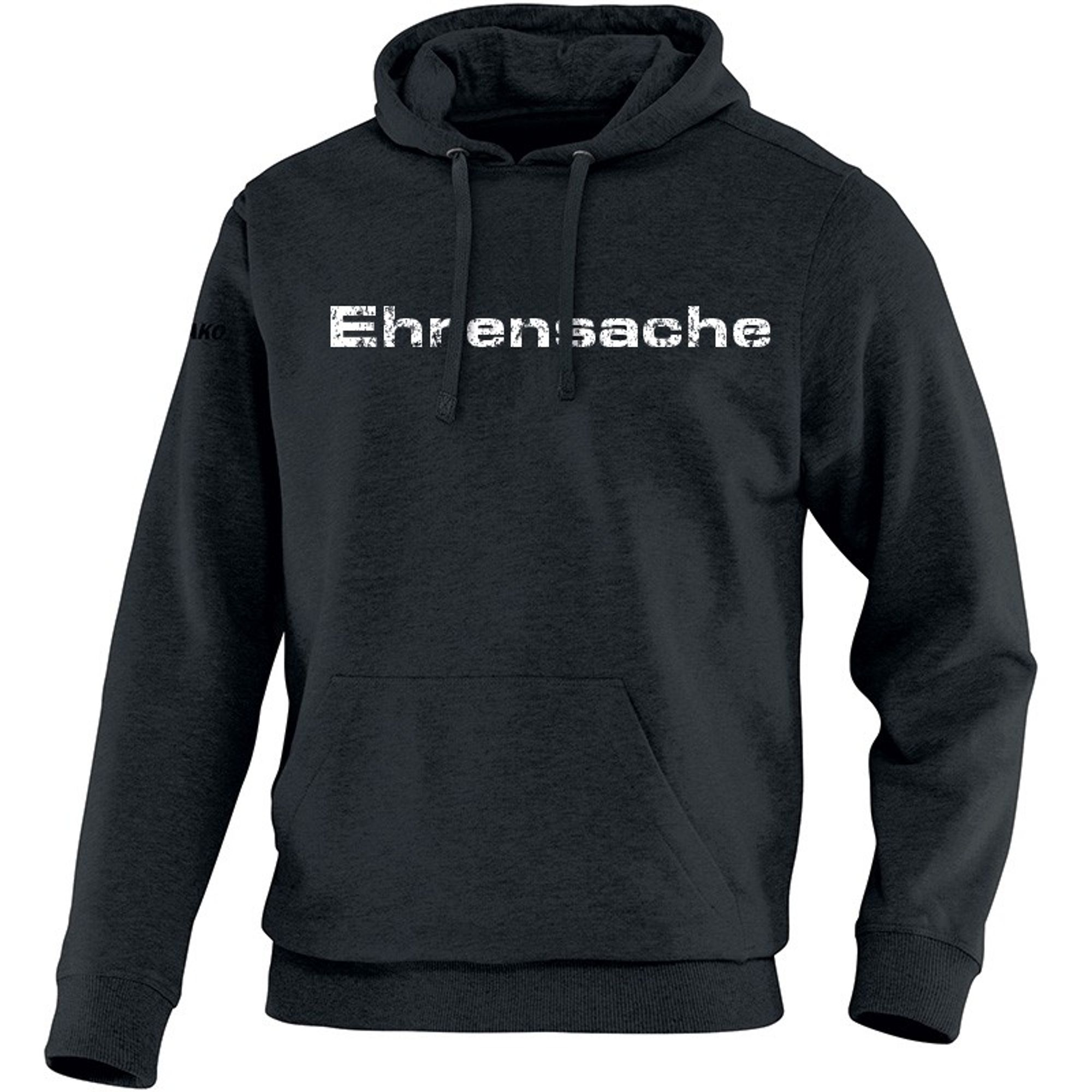 Jako Karlsruher Sc Kapuzensweat Ehrensache - schwarz