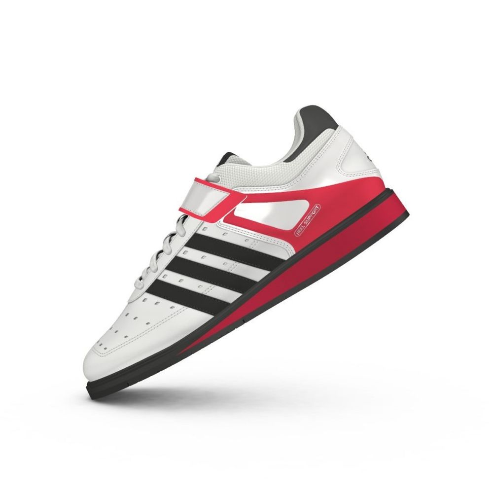 adidas Power Perfect Ii - runwht/black1/radred
