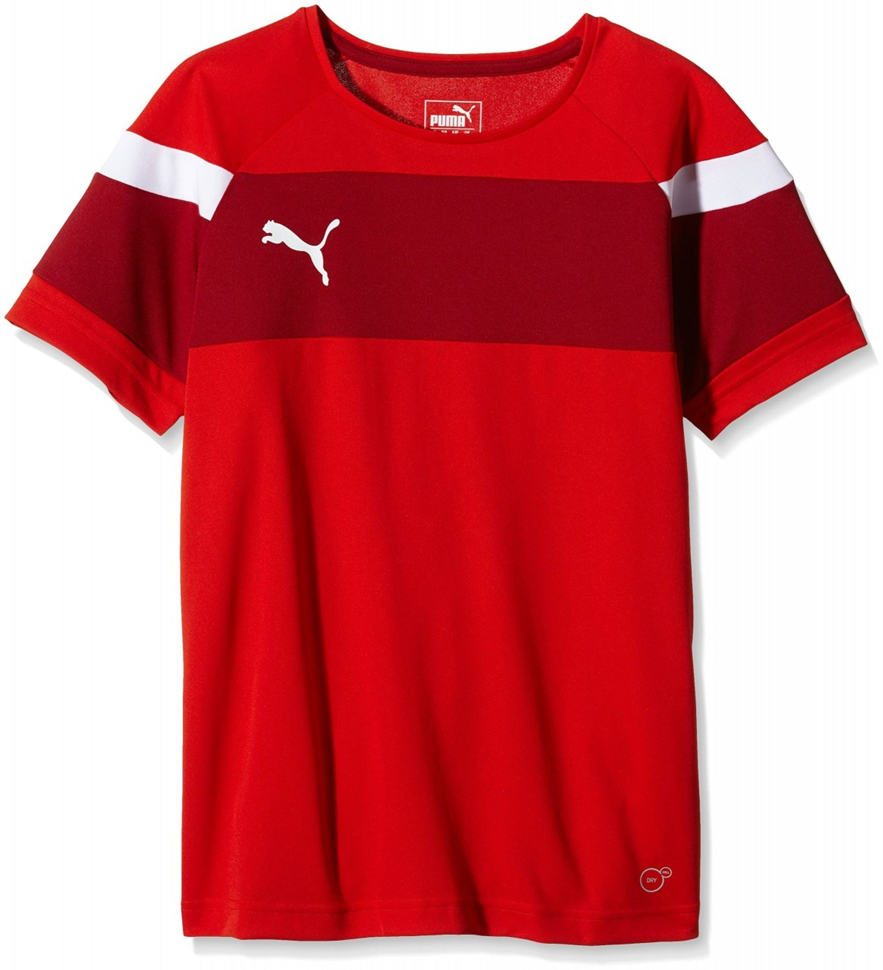 Puma Spirit II Training Jersey - puma red-white