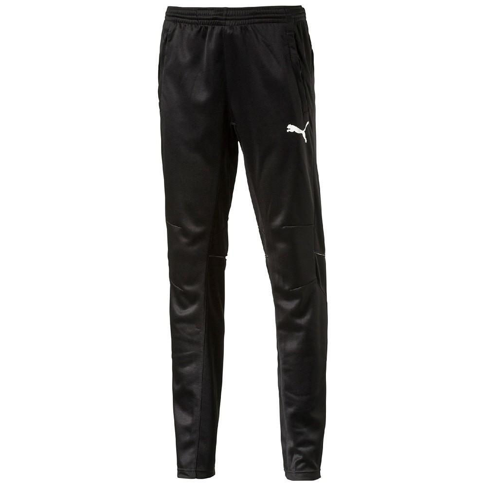 Puma Training Pant - black-white