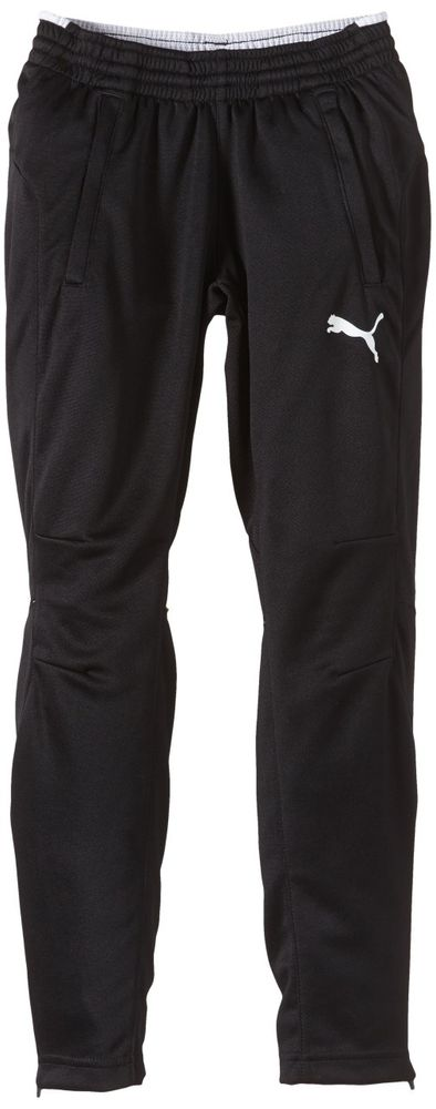 Puma Training Pant - black-white