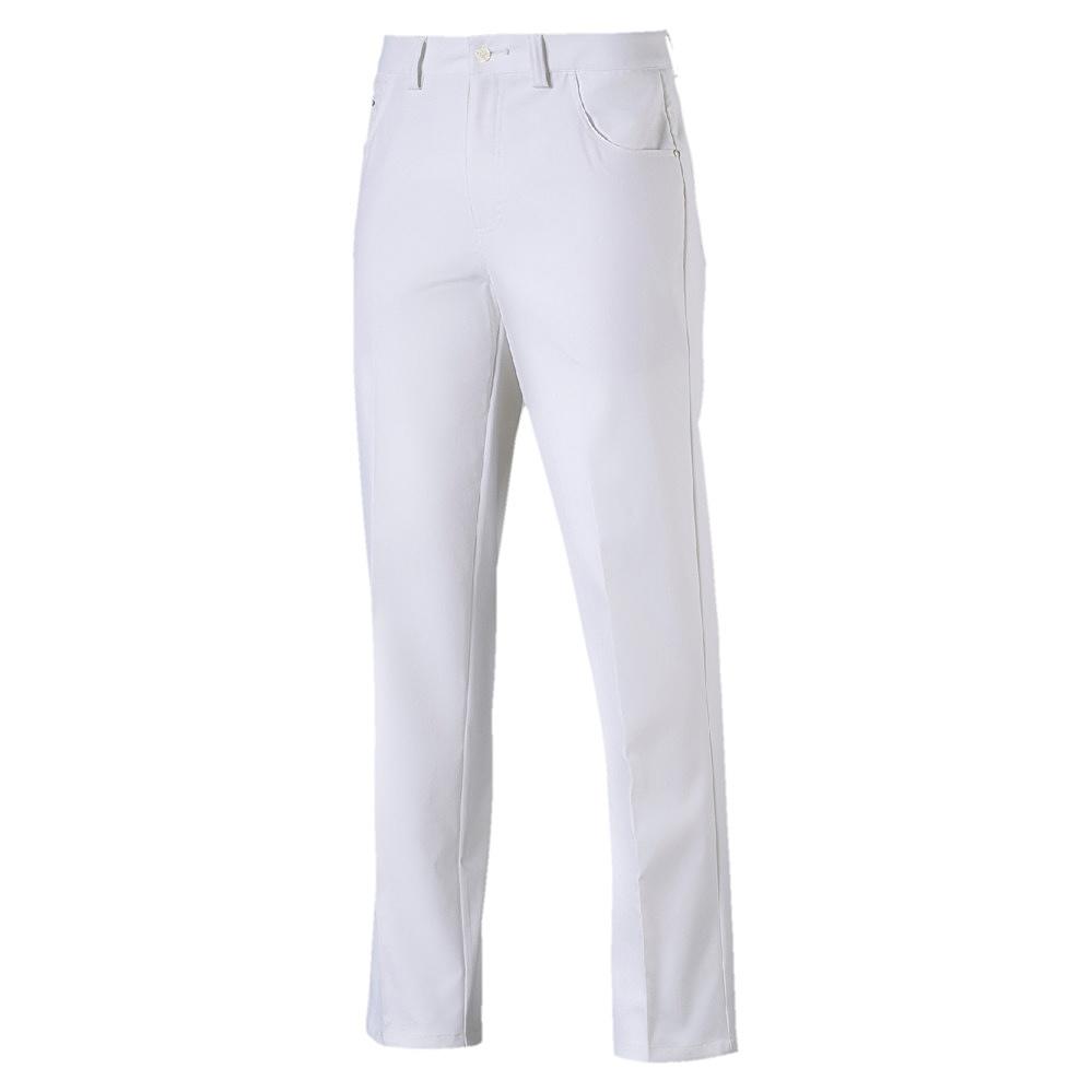 Puma 6 Pocket Pant - bright white