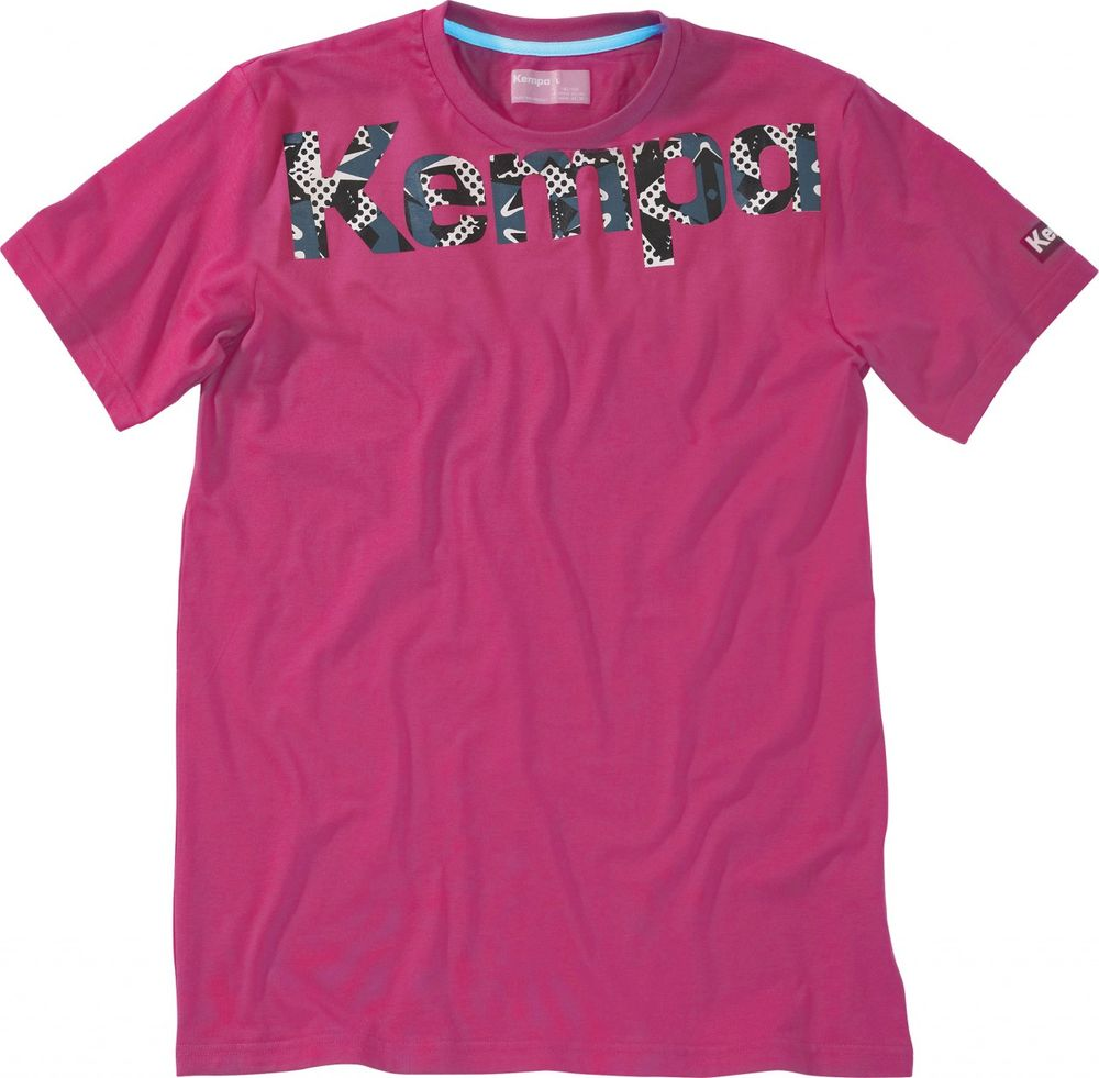 Kempa Core Graphic T-Shirt - pink
