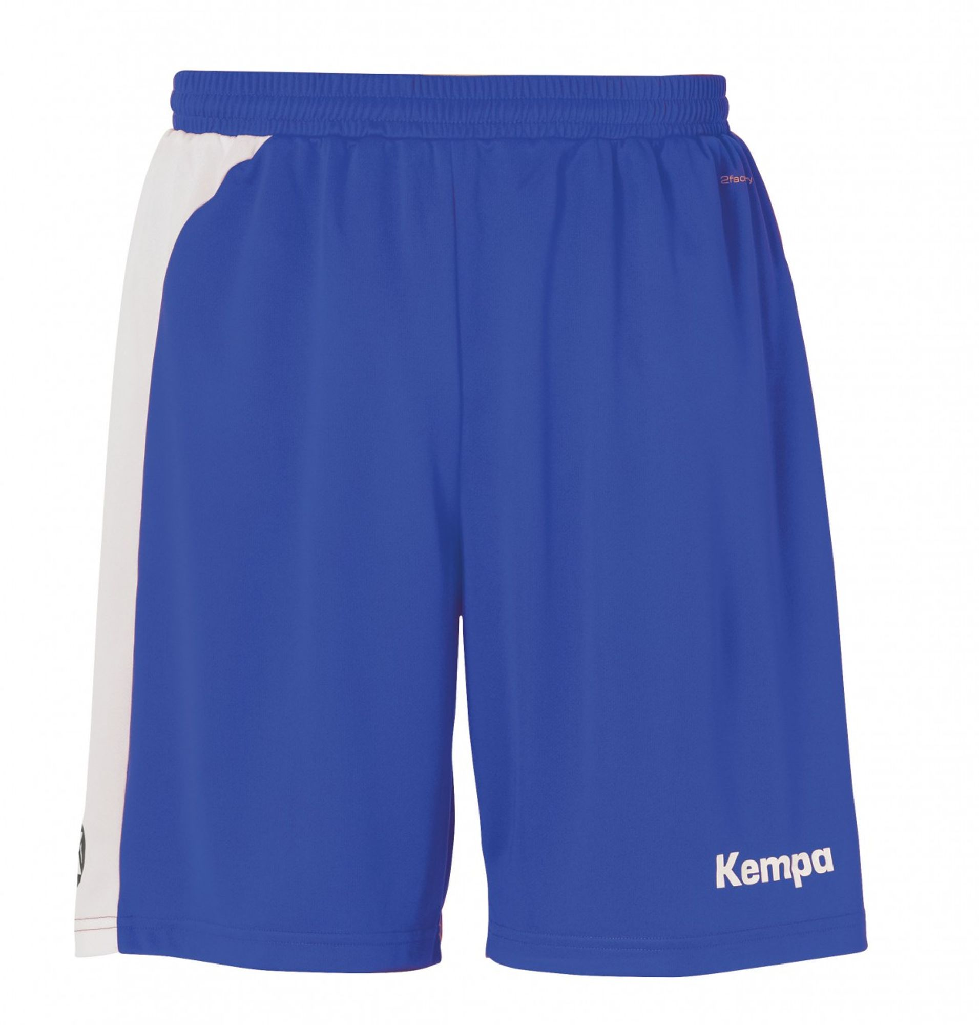 Kempa PEAK SHORTS - royal/weiß