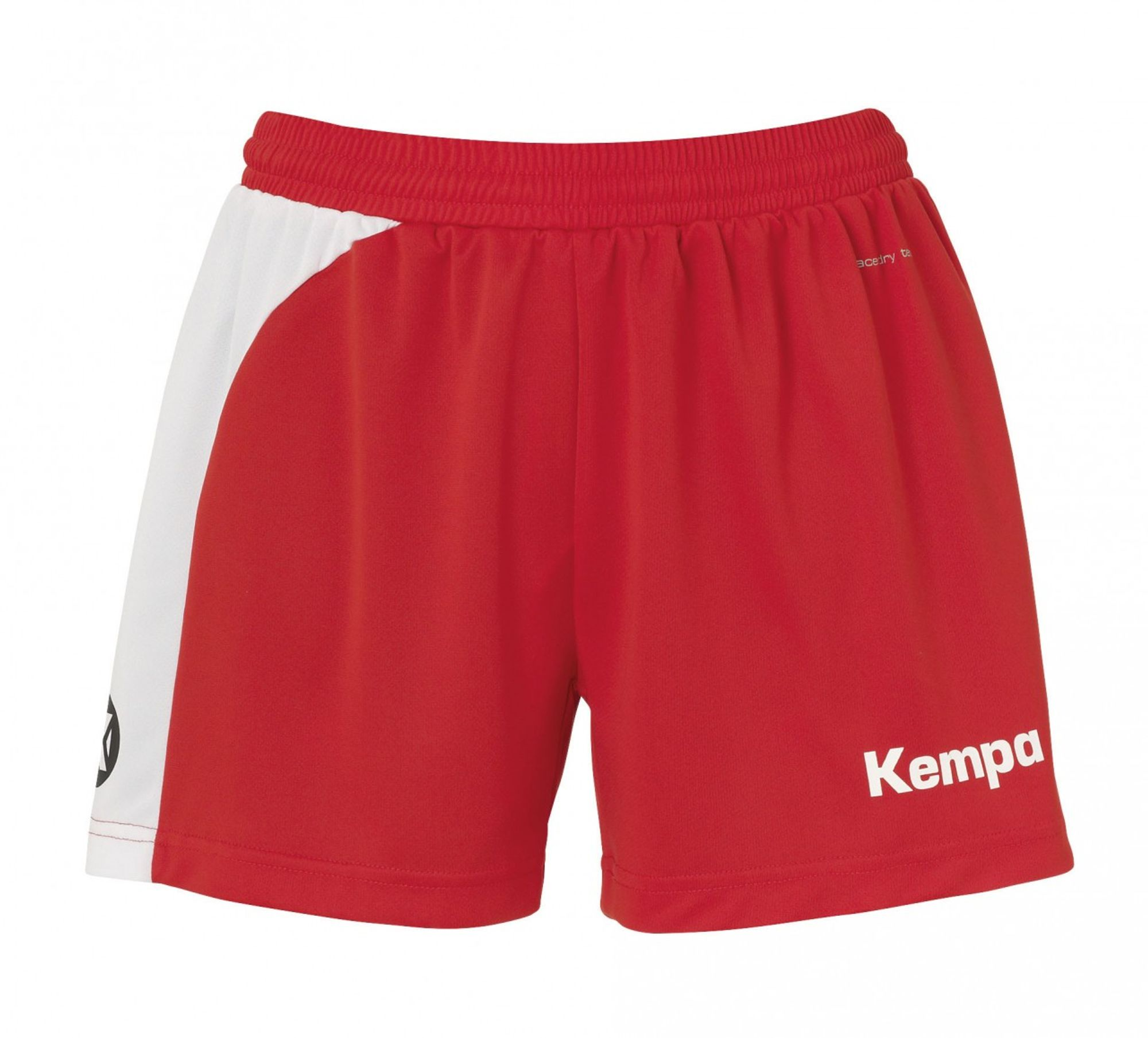 Kempa PEAK SHORTS WOMEN - rot/weiß