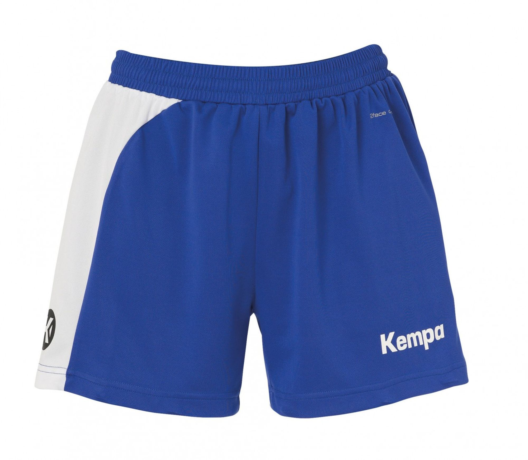 Kempa PEAK SHORTS WOMEN - royal/weiß