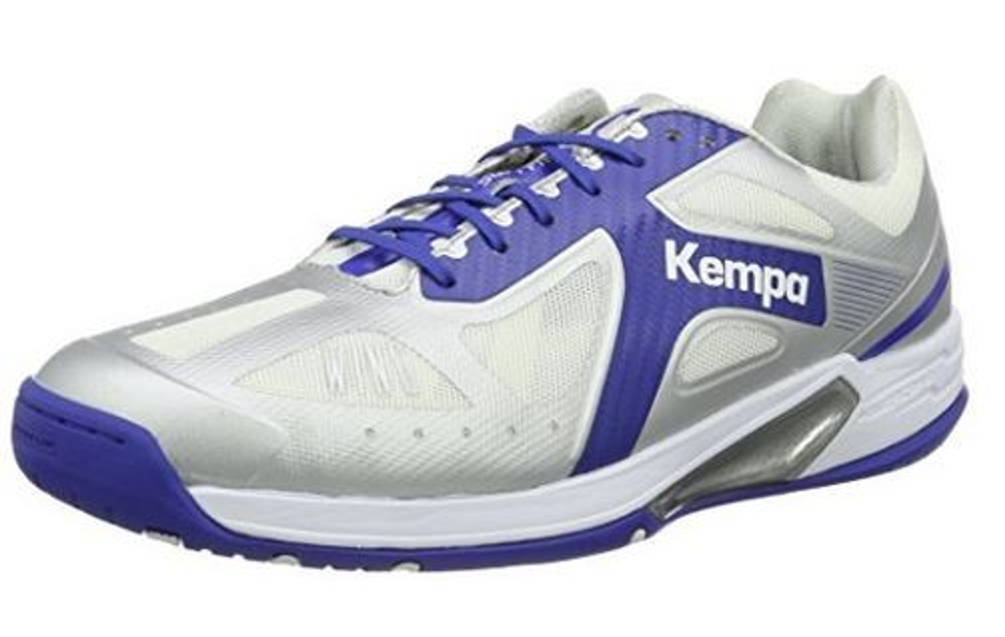 Kempa FLY HIGH WING LITE - silber grau/royal