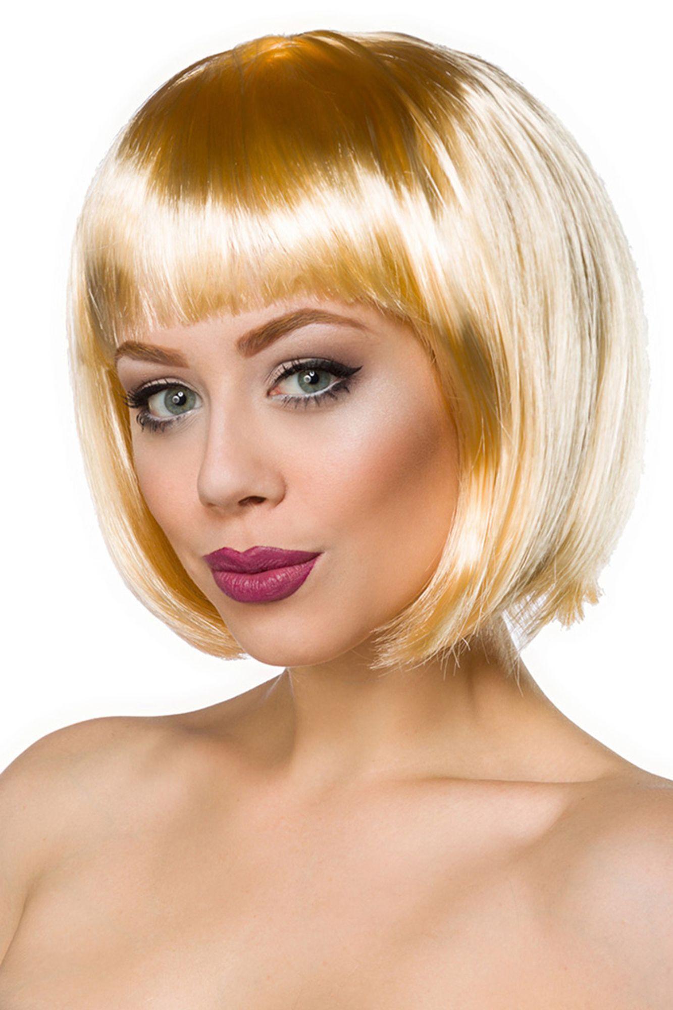 Atixo Bob-Perücke - blond