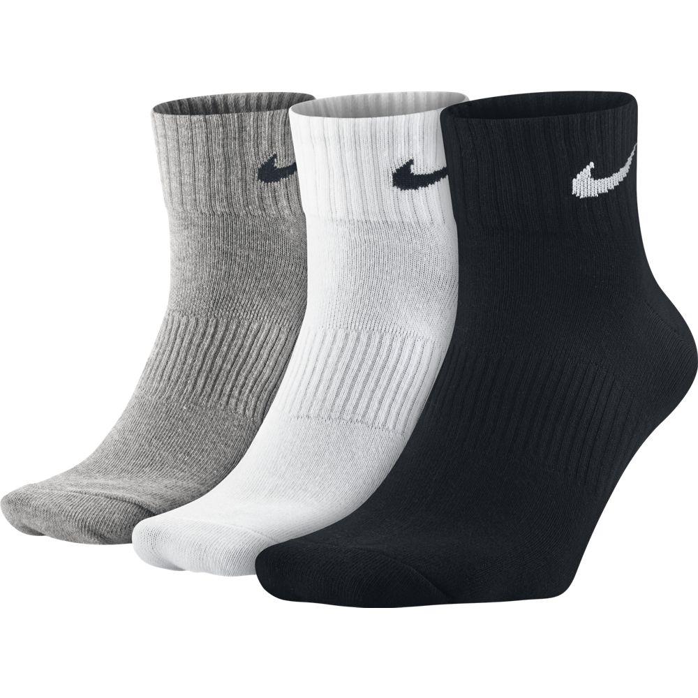 Nike U Nk Perf Ltwt Qt 3Pr - multi-color