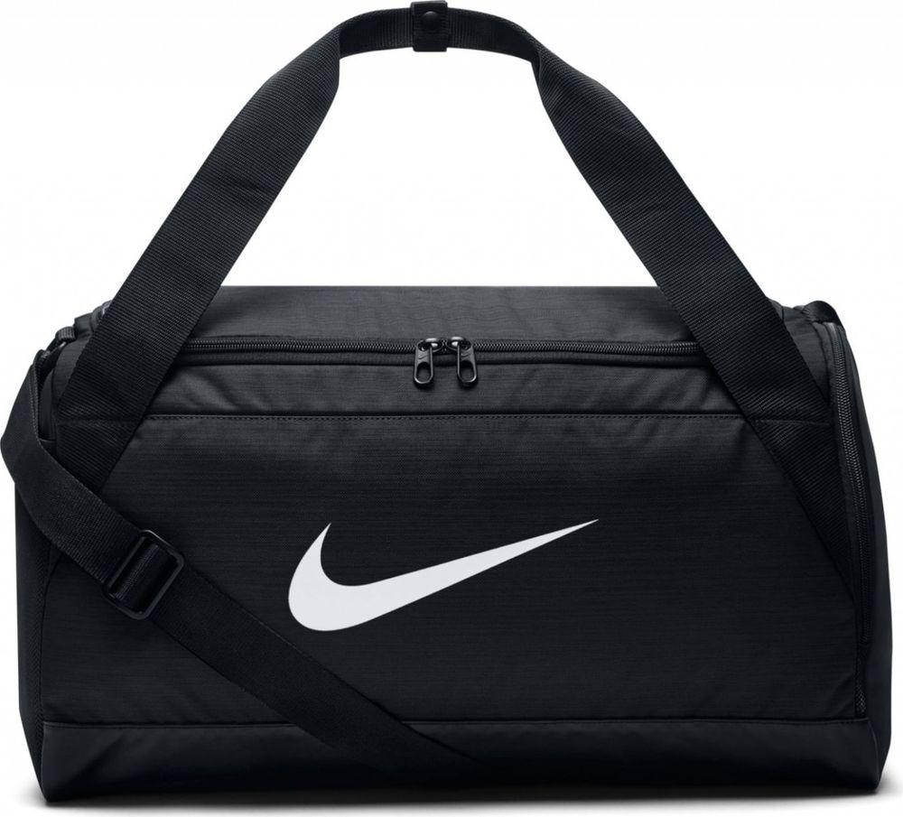 Nike Nk Brsla S Duff - black/black/white