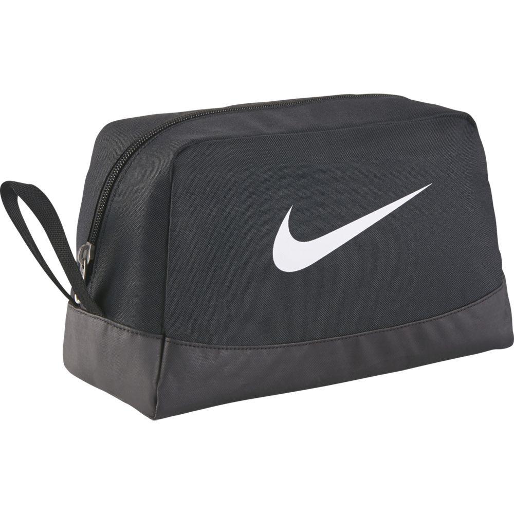 Nike Club Team Toiletry Kulturbeutel Bag- black/black/white