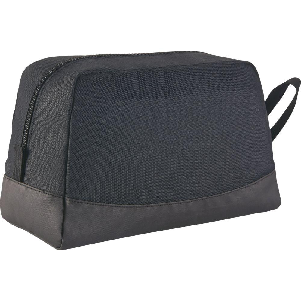 Nike Club Team Toiletry Kulturbeutel Bag- black/black/white – Bild 2