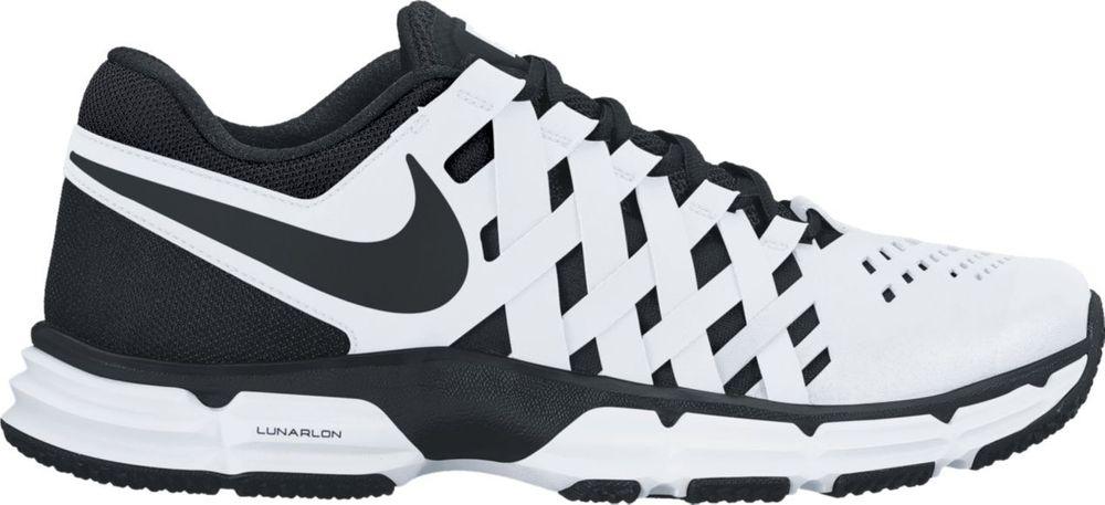 Nike Nike Lunar Fingertrap Tr - white/black