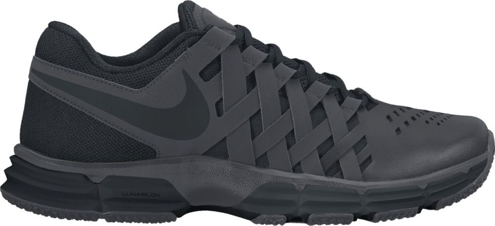 Nike Nike Lunar Fingertrap Tr - anthracite/black