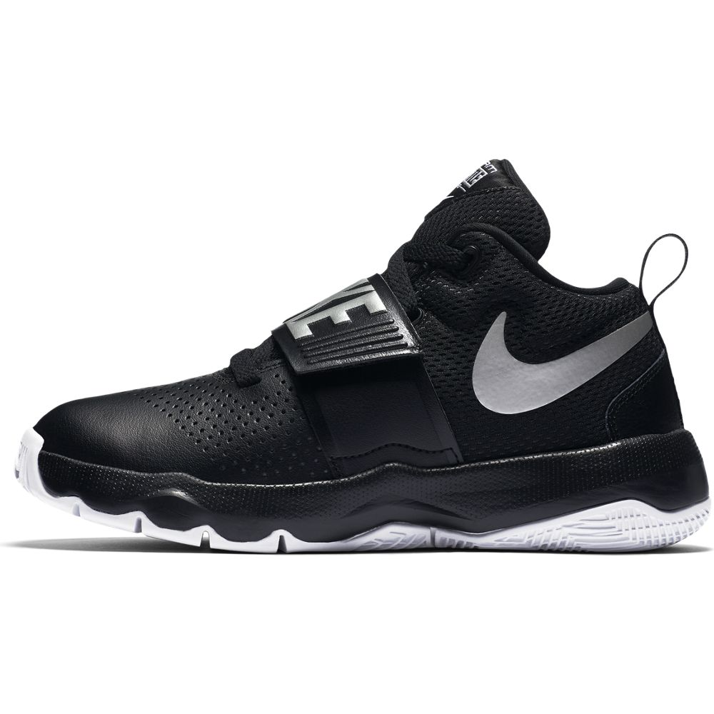 Nike Boys Basketballschuhe Team Hustle D 8