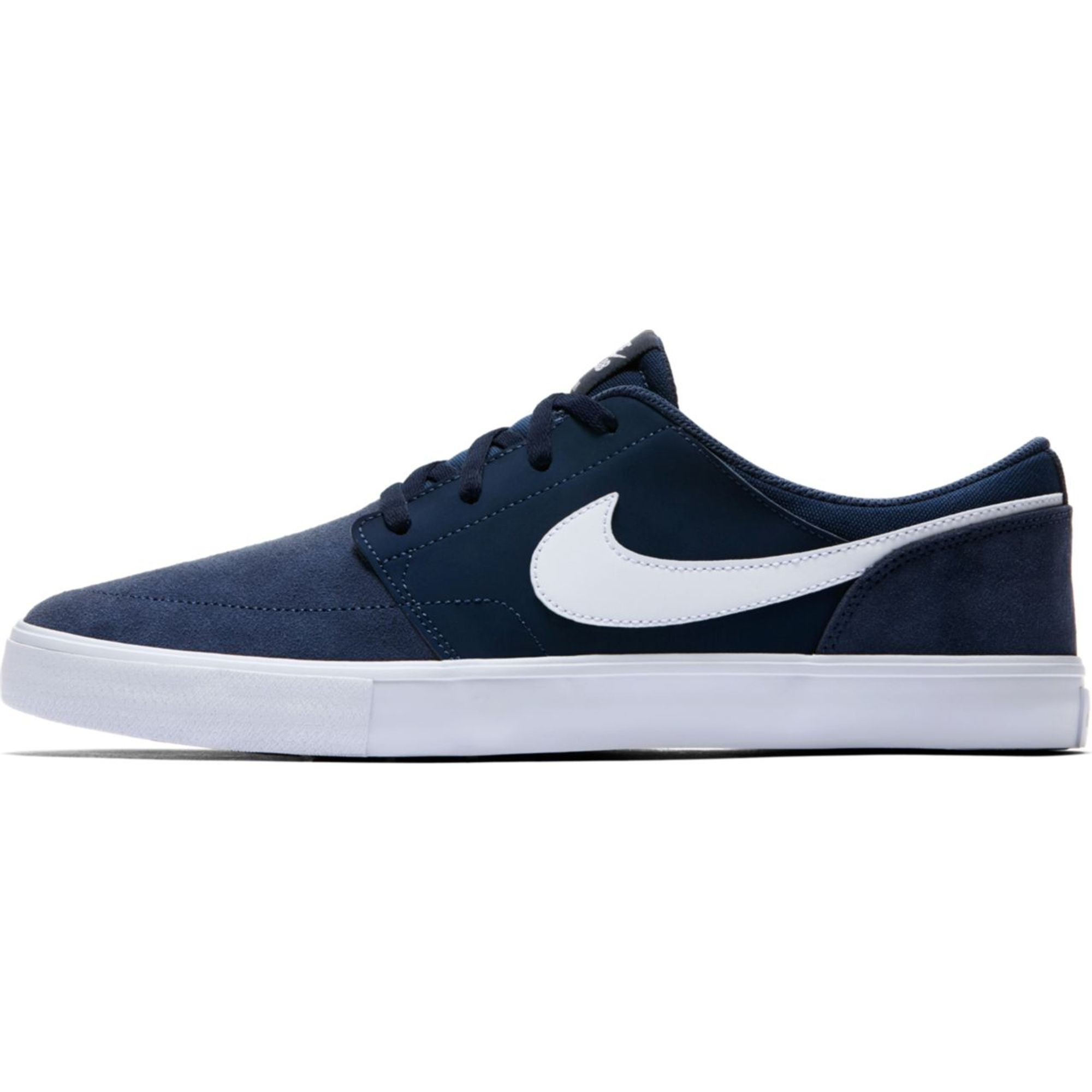 Nike Nike Sb Portmore Ii Solar - midnight navy/white-black
