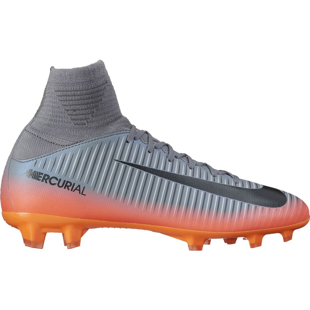 0ee07a04fb6 ... wholesale nike jr mercurial superfly v cr7 fg cool grey mtlc hematite  wolf g 432d3 8e060