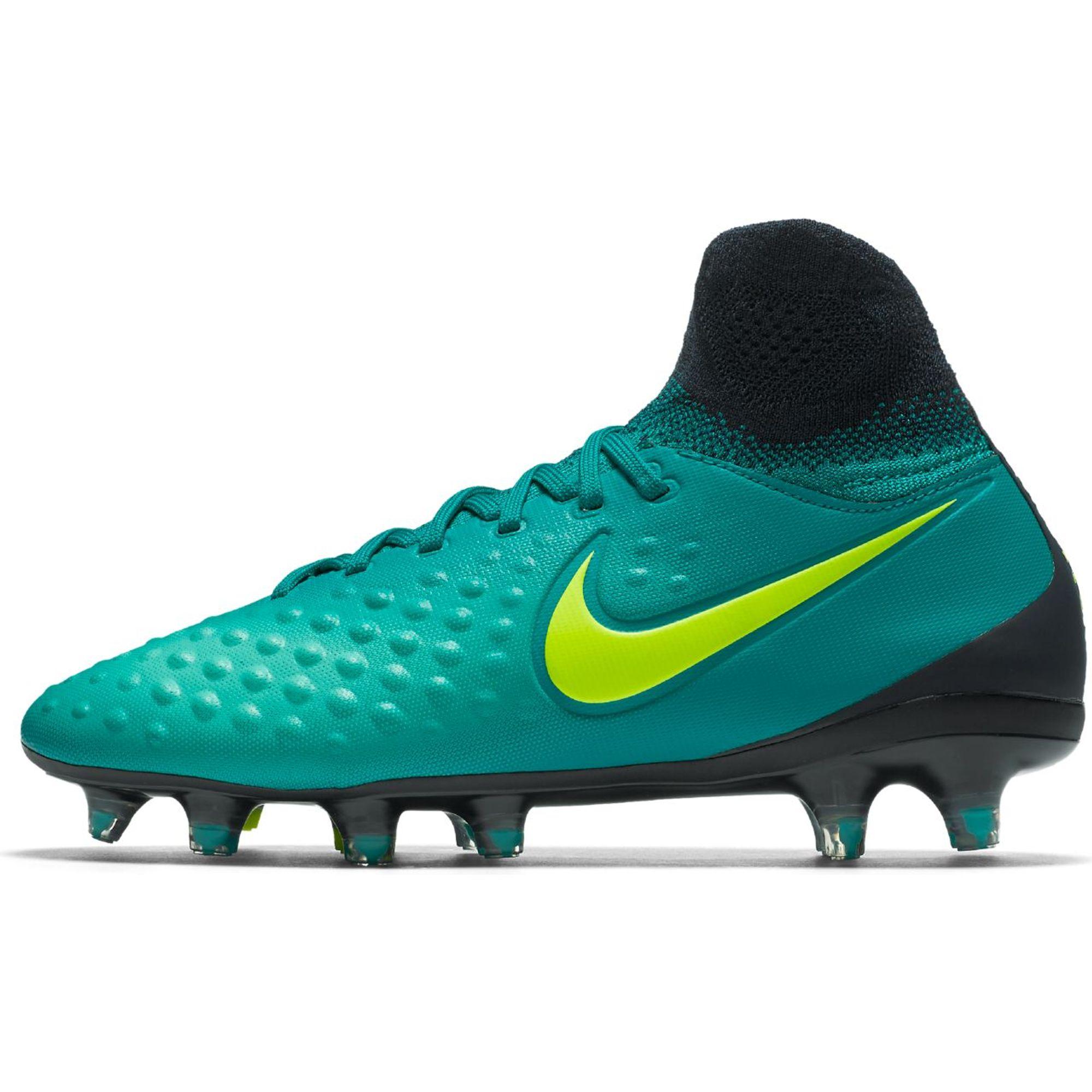 Nike Jr Magista Obra Ii Fg - rio teal/volt-obsidian-clr jd