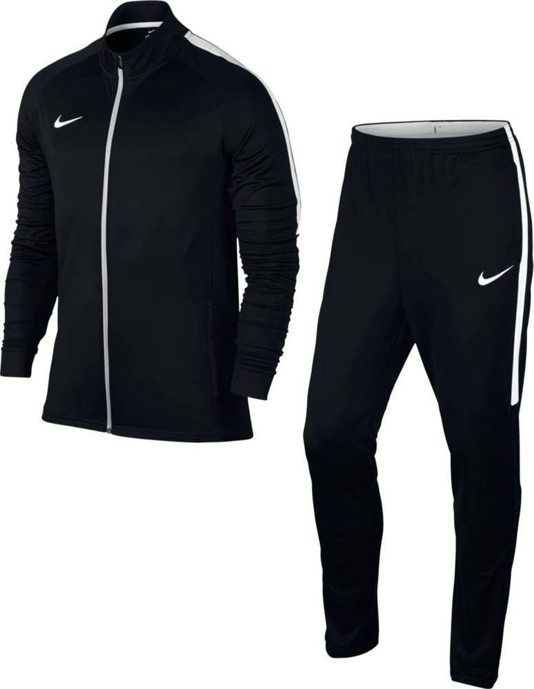 Nike M Nk Dry Acdmy Trk Suit K - black/black/white/white