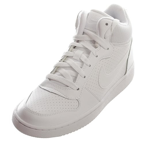 Nike Nike Court Borough Mid (Gs) - white/white-white