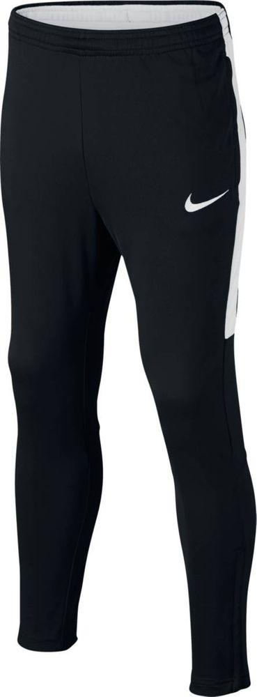 Nike Y Nk Dry Acdmy Pant Kpz - black/black/white/white