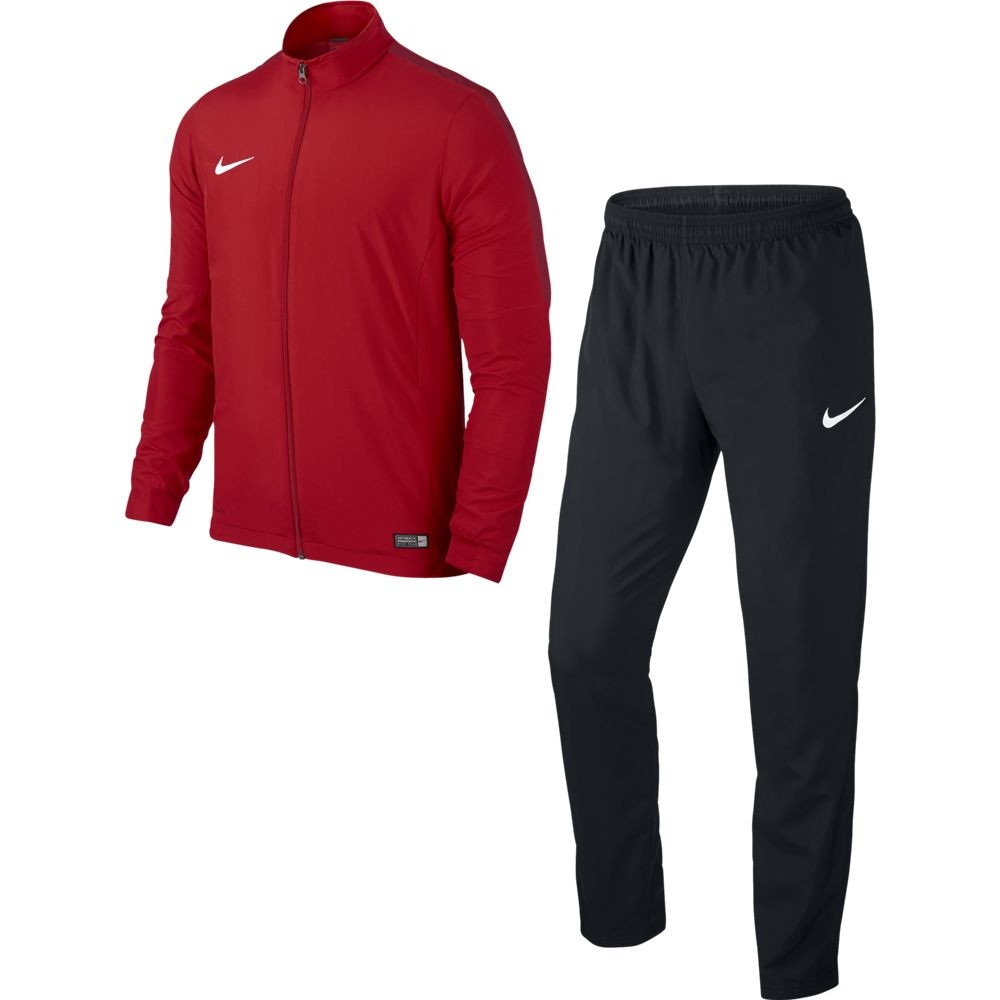Nike Academy16 Wvn Tracksuit 2 - university red/black/gym red/w