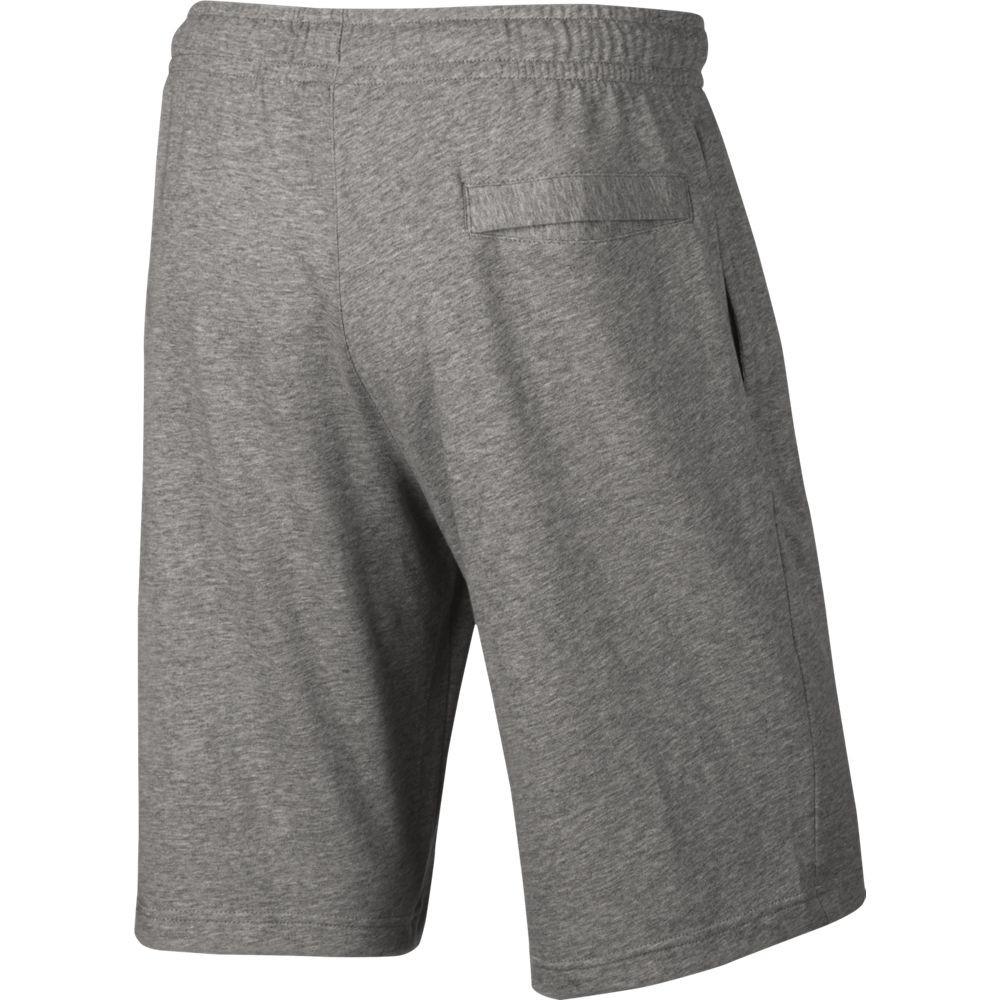 Nike M Nsw Short Jsy Club - dk grey heather/white – Bild 2