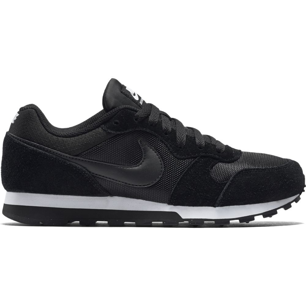 Nike Wmns Nike Md Runner 2 - black/black-white