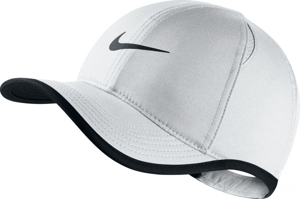 Nike Y Nk Arobill Fthrlt Cap - white/black/black