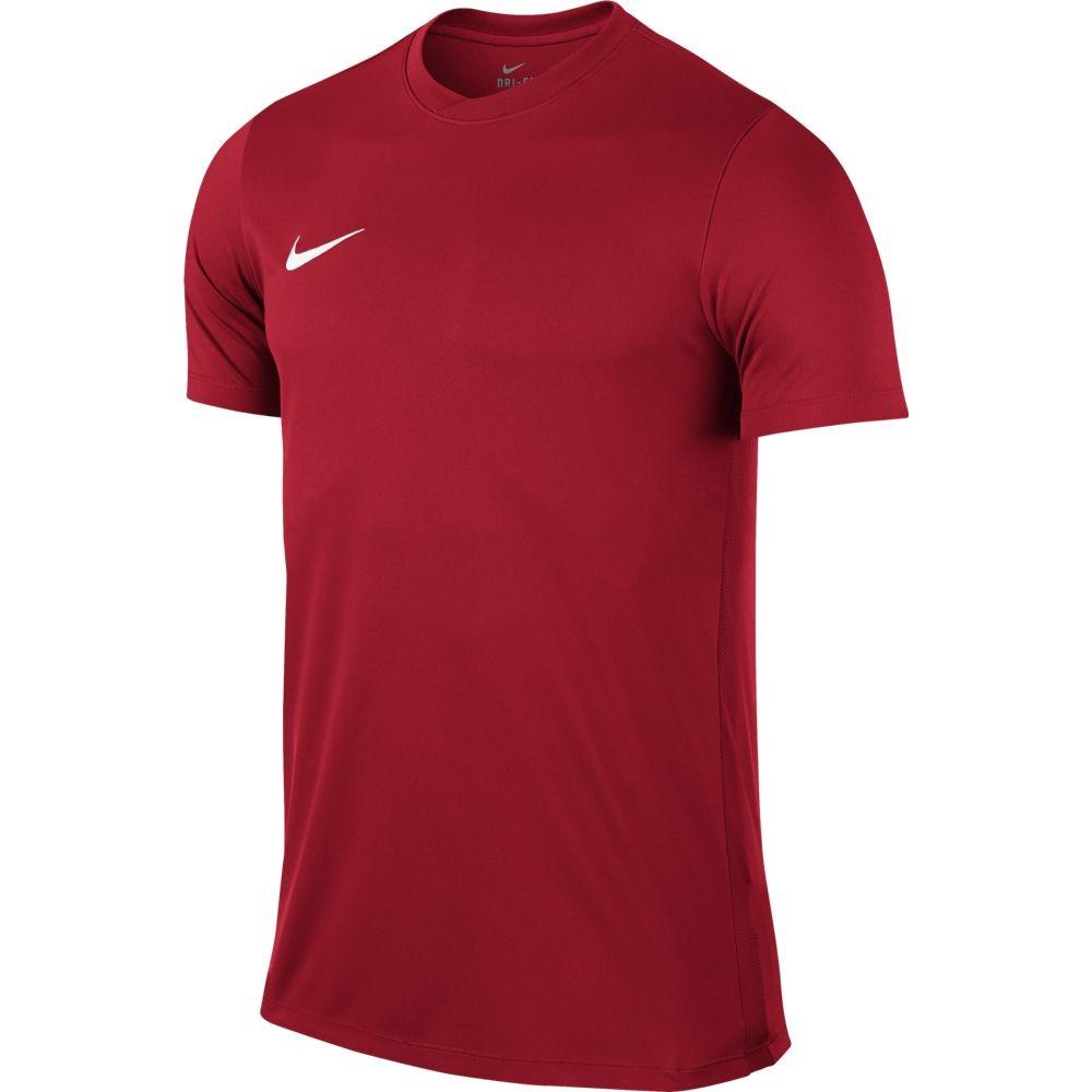 Nike Ss Park Vi Jsy - university red/white – Bild 1