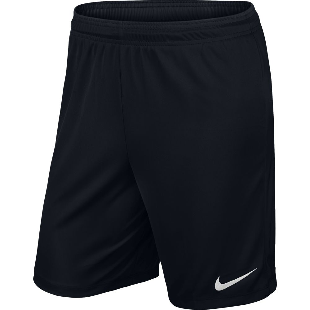 Nike Park Ii Knit Short Nb - black/white