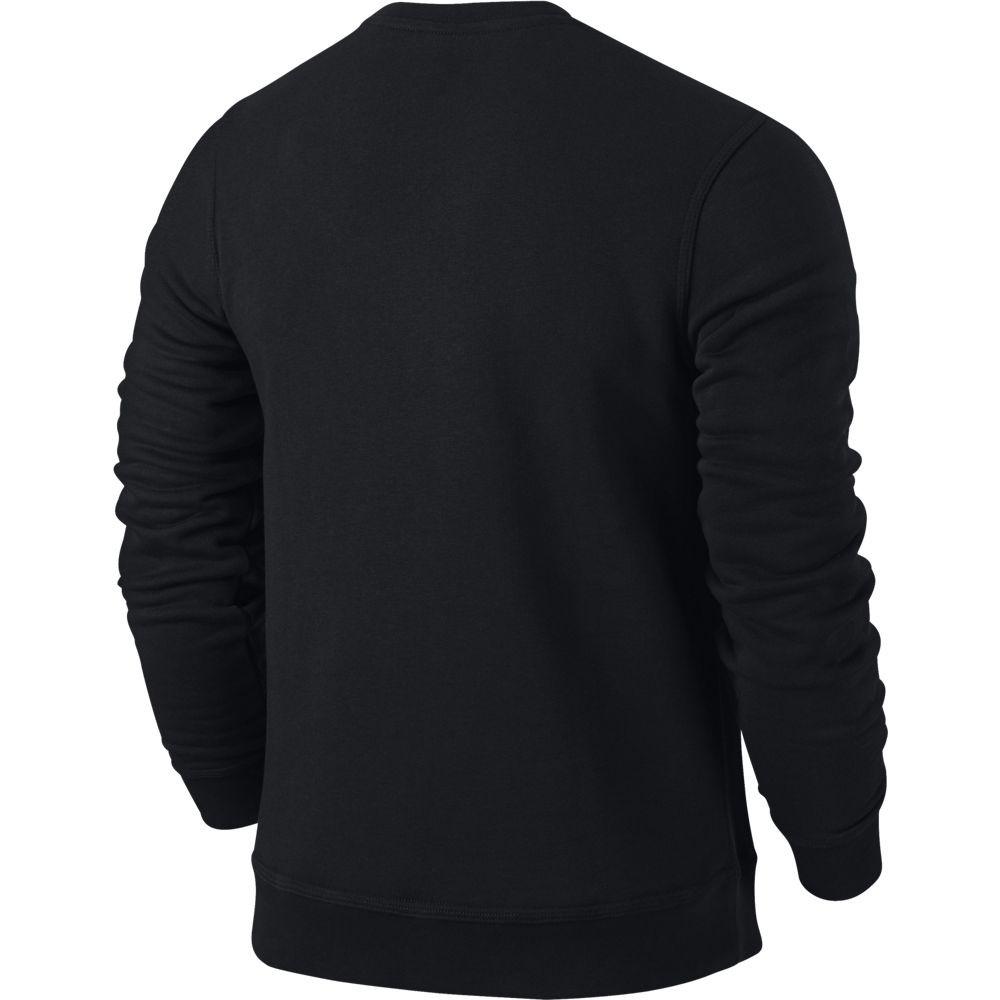 Nike Yth Team Club Crew - black/black/white – Bild 2